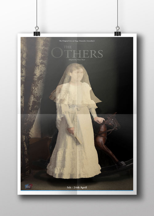 'The Others' Photo Composite Poster in mockup