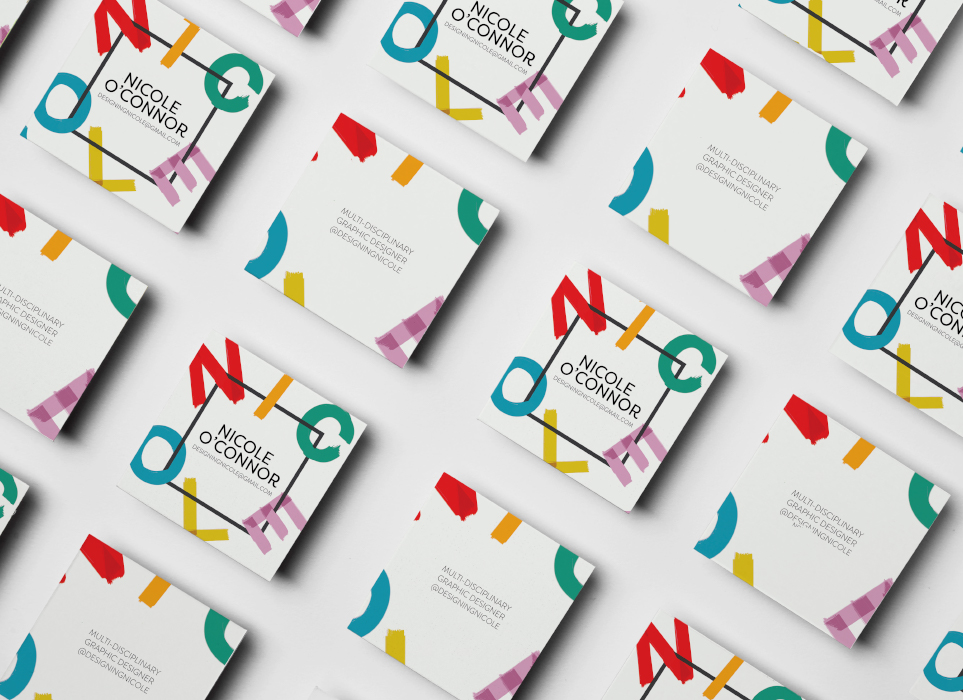 Personal Branding Business Card