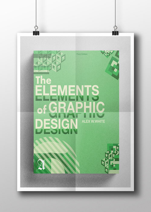 'The Elements of Graphic Design' Poster