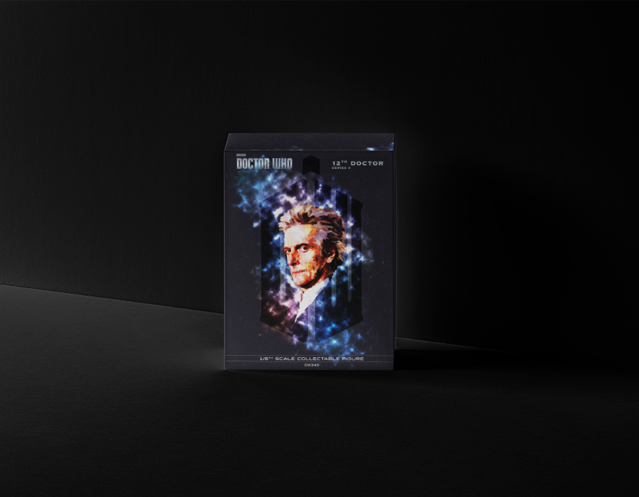 Doctor Who, Hot Toys Packaging Design